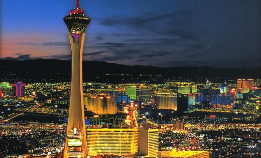 The Stratosphere Hotel Las Vegas USA